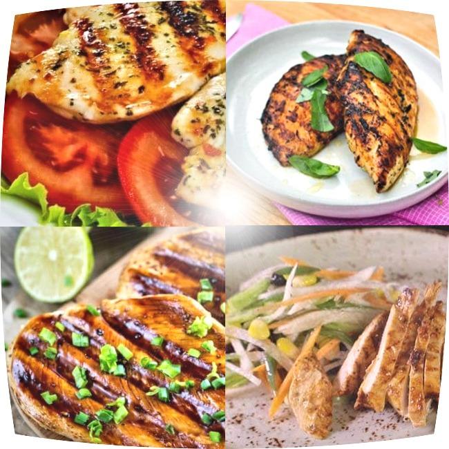 New chicken protein recipes