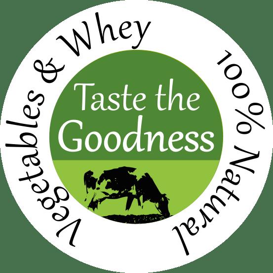 Taste the Goodness Vegetables & Whey