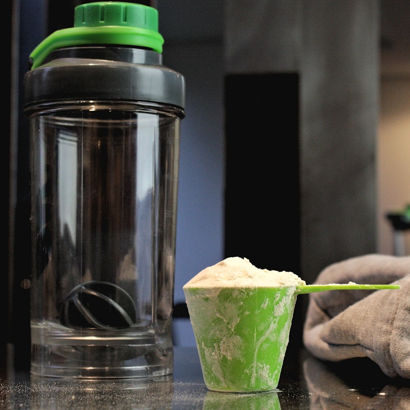 What is In Diet & Protein Shakes?