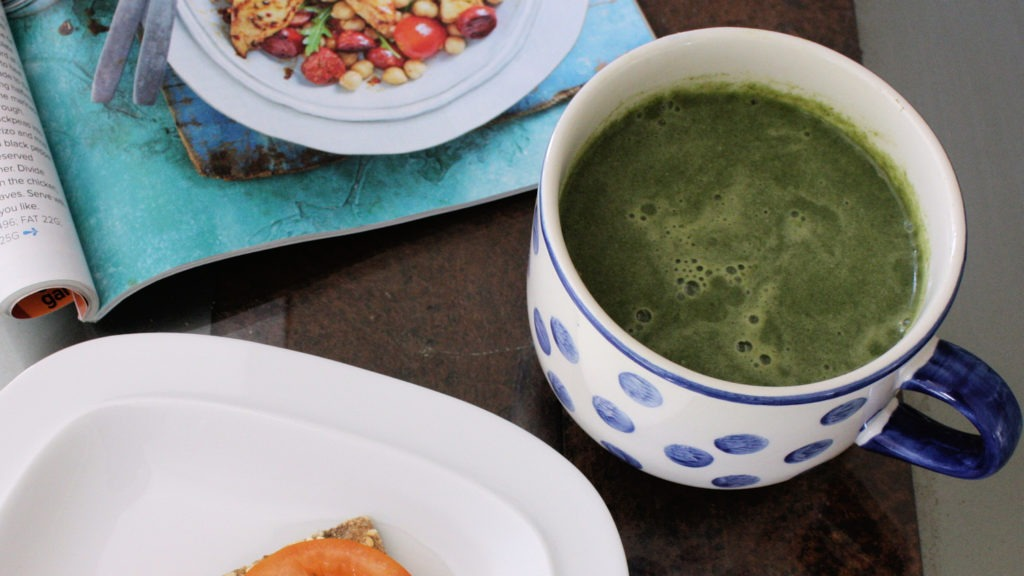 Diet Whey Leek Protein Soup Meal