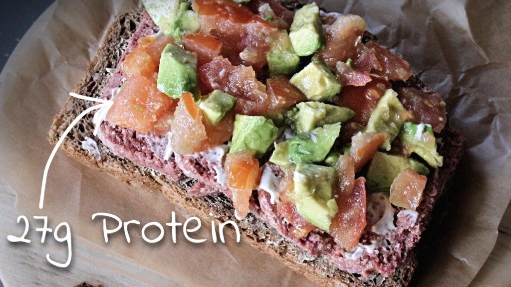 High Protein Quick Lunch Ideas
