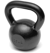 Kettle Bell Muscle and Fitness