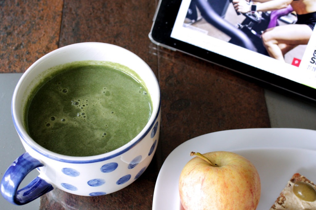 Leek & Pea Diet Whey Protein Soup - One of Our First Products