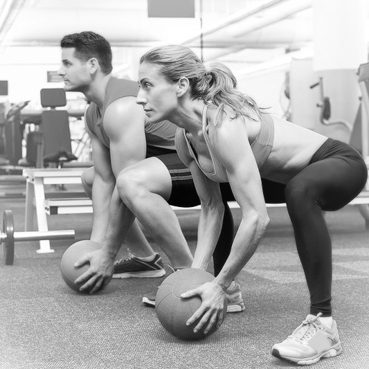 Fitness Weight Loss and Gym Goals