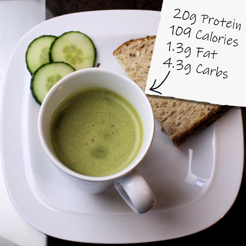 Broccoli Weight Loss Diet Soup Meal