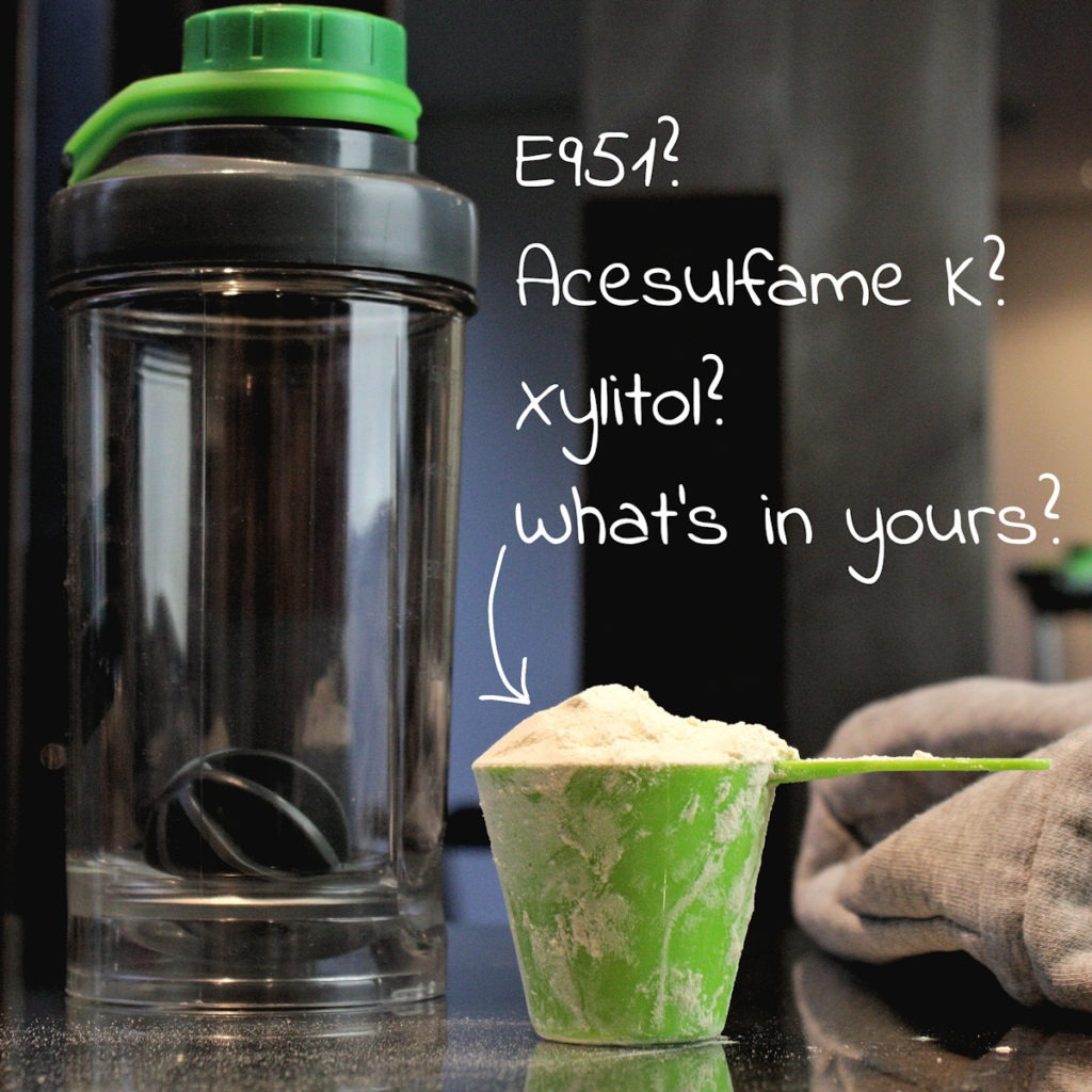 What's In Your Protein Shake?